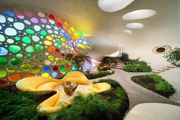 Arquitectura organica 1