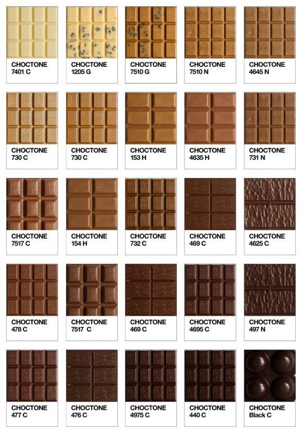 Chocolate-Pantone