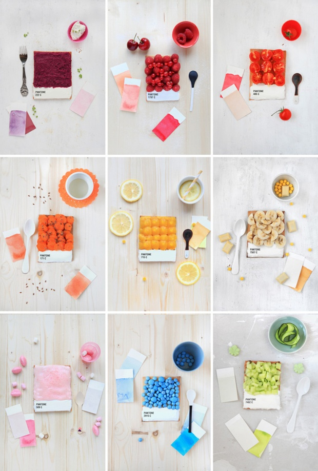 Pantone-Food-by-Emilie-De-Griottes